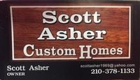 Scott Asher Custom Homes