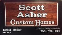 Scott Asher Custom Homes