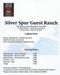 Silver Spur Guest Ranch & Hunts