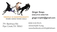Triple H Equitherapy Center