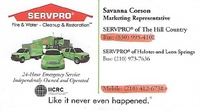 ServPro of the Hill Country