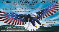 American Water Well Services