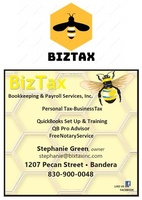 BizTax Bookkeeping & Payroll Services, Inc.