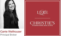 Carrie Wellhouser Real Estate - Luxe by Christie's International
