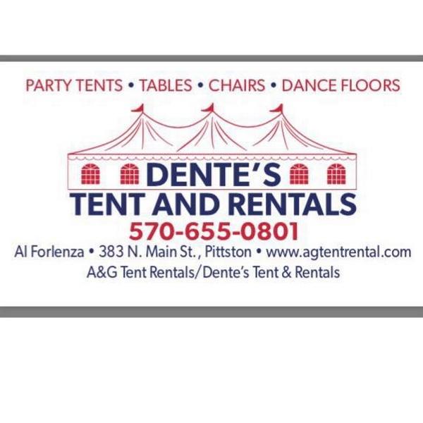 DENTE'S TENT & RENTALS COMPANY
