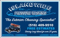 Island Wide Pressure Washing