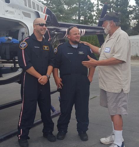 Networking Mixer at Big Bear Fire Department
