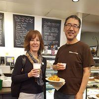 Power Breakfast at The Tea Exchange