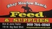 Shay Meadow Ranch Boarding, Feed & Supply