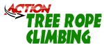 Action Tree Rope Climbing