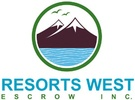 Resorts West Escrow, Inc.