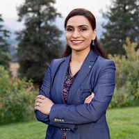 Member of Legislative Assembly for Vernon-Monashee, Harwinder Sandhu