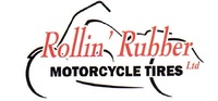 Rollin Rubber Motorcycle Tires & Accessories