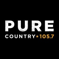 Pure Country 105.7 (Bell Media)