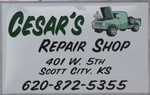 Cesar's Repair Shop