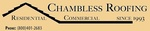 Chambless Roofing, Inc.