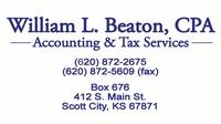 William L Beaton, CPA