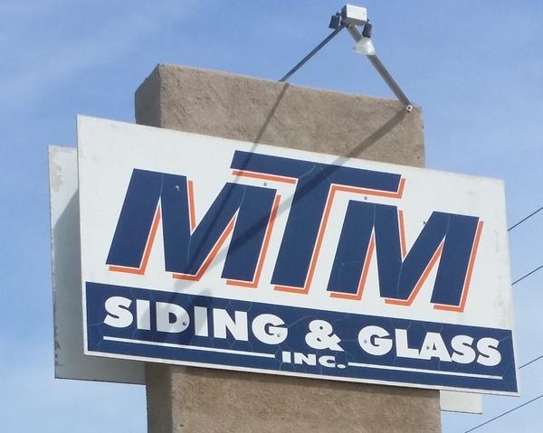 MTM Siding & Glass