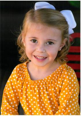 Little Miss Contestant_Baylee Grace Phillips