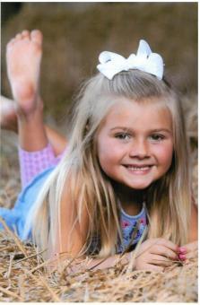 Petite Miss Contestant_Marlee Ann Davis
