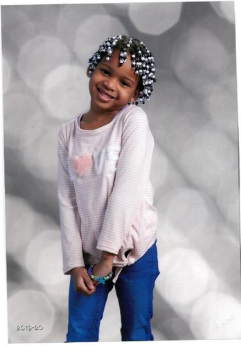 Little Miss, Ky'Mani