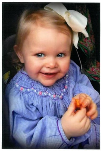 Toddler Miss, Emma-Kate