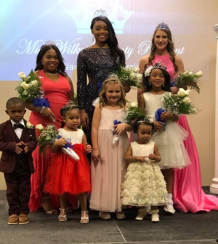 Miss Wilkes County Court 2018