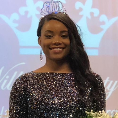 Miss Wilkes County 2018 - Destiny Favors