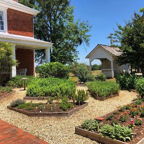 Callaway Herb & Butterfly Garden