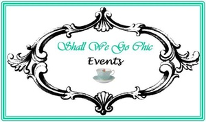 Shall We Go Chic Events