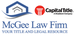 McGee Law Firm / Capital Title