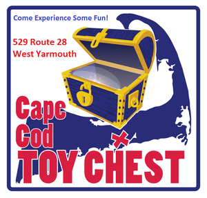 Cape Cod Toy Chest