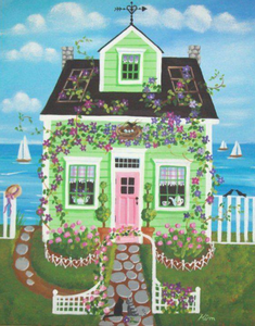 The Painted Cottage