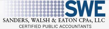 Sanders, Walsh & Eaton CPA's, LLC
