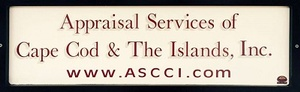 Appraisal Services of Cape Cod & the Islands Inc.