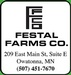 Festal Farms Co.