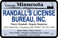 Randall's License Bureau, Inc.