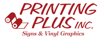 Printing Plus Signs & Vinyl Graphics Inc