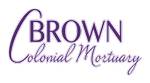 Brown Colonial Mortuary