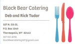 Black Bear Catering