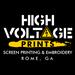 High Voltage Prints