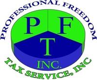 Professional Freedom Tax Service, Inc.