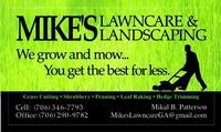 Mike's Lawncare Co. LLC