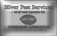 Silver Pest Services