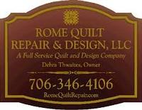 Rome Quilt Repair & Design, LLC