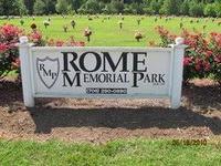 Rome Memorial Park
