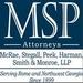 McRae, Smith, Peek, Harman & Monroe, LLP