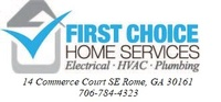 First Choice Home Services