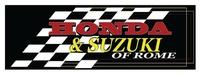 Honda & Suzuki of Rome