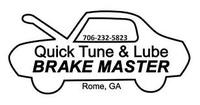 Quick Tune and Lube/Brake Master